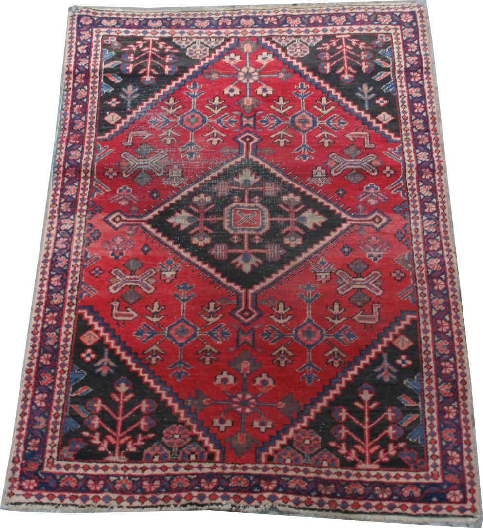 tapis ancien persan - Tapis Persan Moderne
