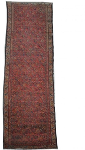 Tapis ancien Persan MALAYER 93X376 cm