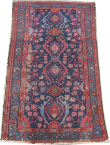 Tapis ancien Persan MALAYER 103X175 cm