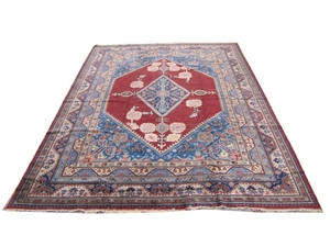 Tapis ancien antique chinois
